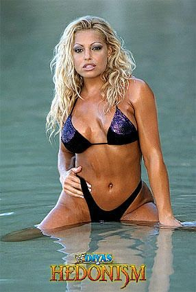 Wwe diva trish stratus hot obs bo show
