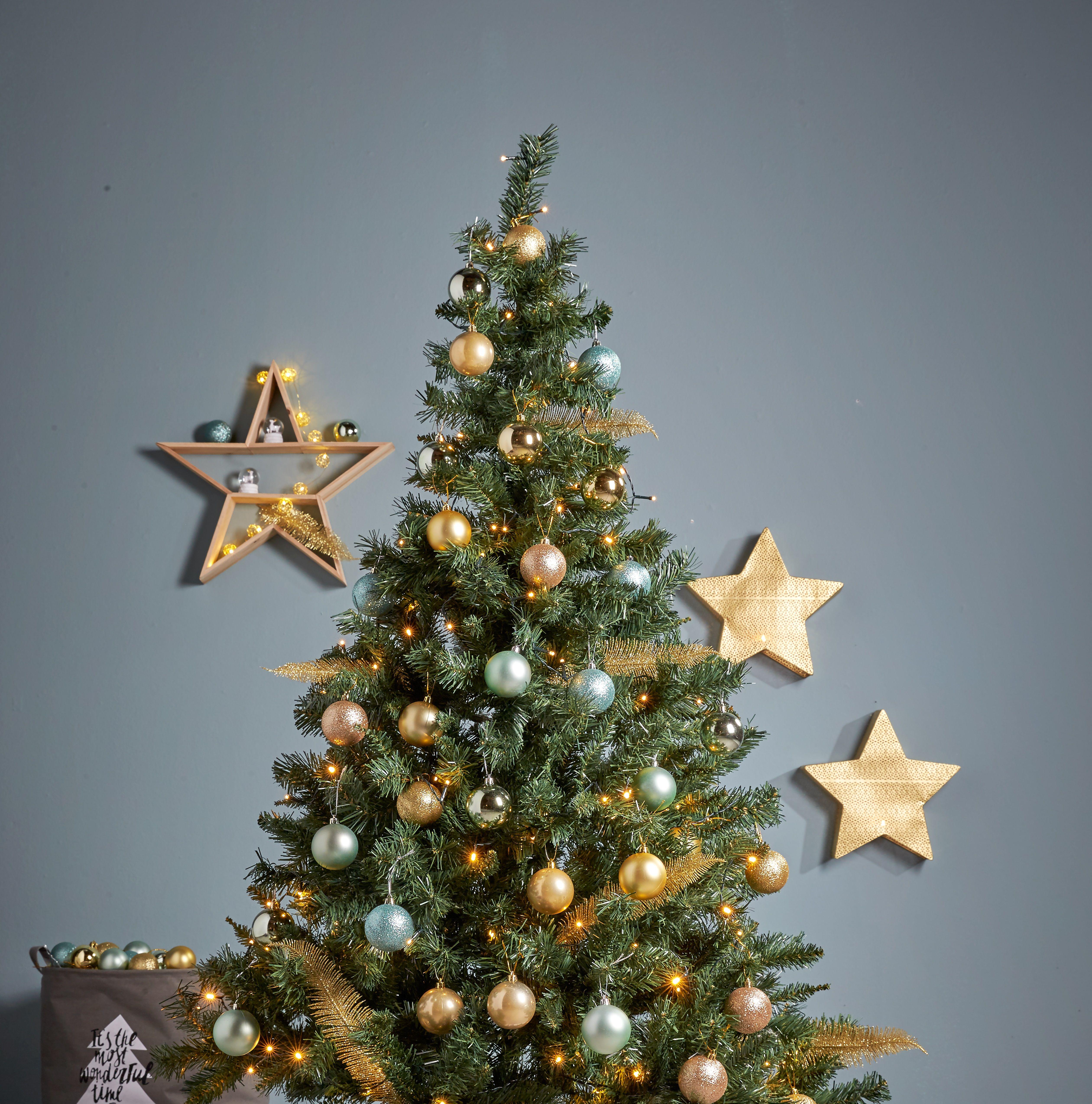 Shop nu je kerstbomen, kerstballen, -decoratie en -verlichting en ...
