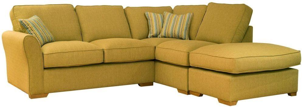 Buoyant Taylor Fabric Corner Sofa Retro Sofa Luxury Sofa Classic Sofa