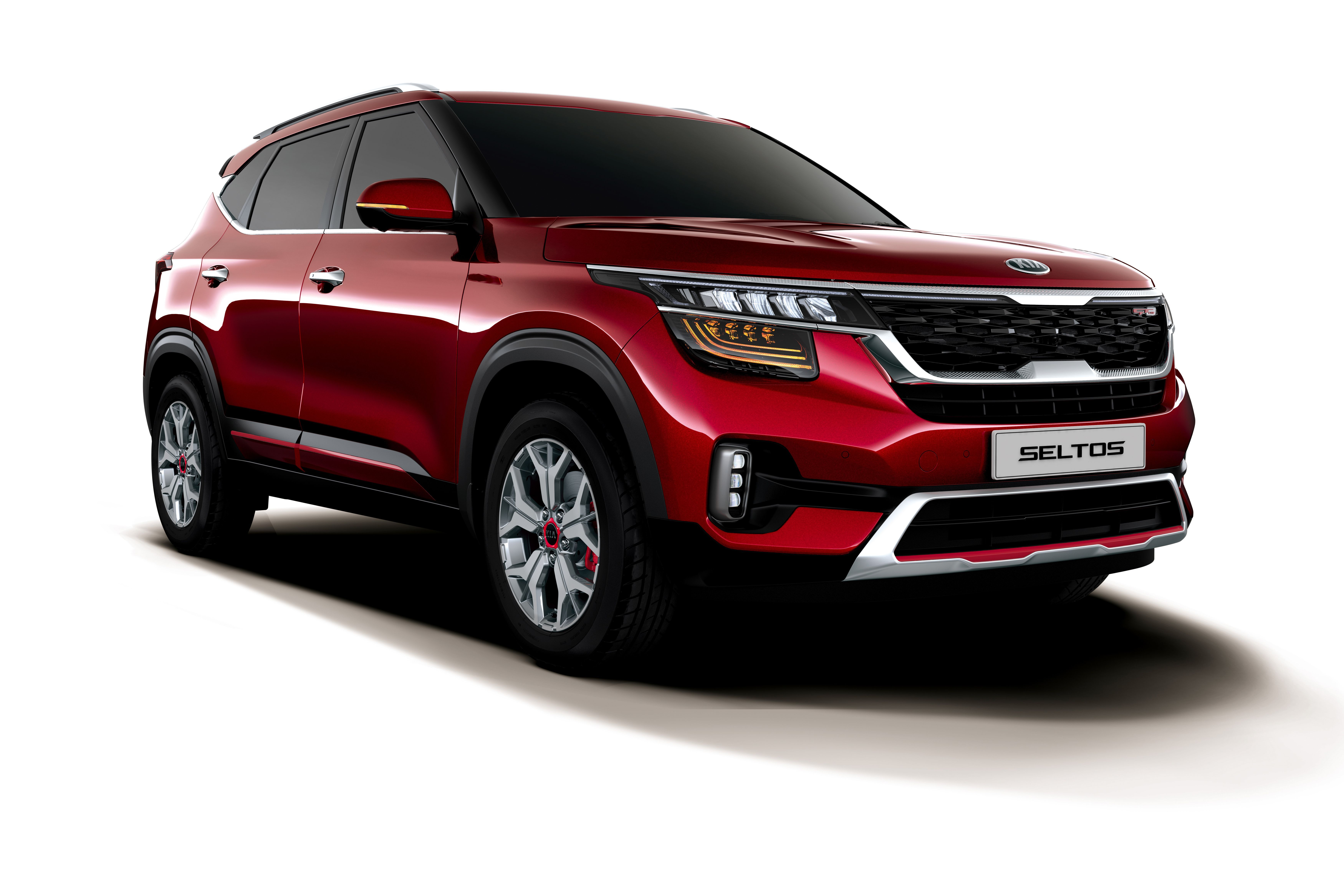 The Kia Seltos Is Yet Another Small Crossover To Fit Between The Soul And Sportage Kia Suv Small Suv