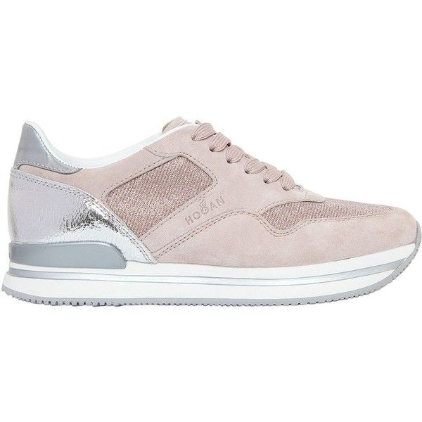 Designer Clothes, Shoes & Bags for Women | SSENSE. Light Pink SneakersMetallic  SneakersGirls SneakersSuede ...