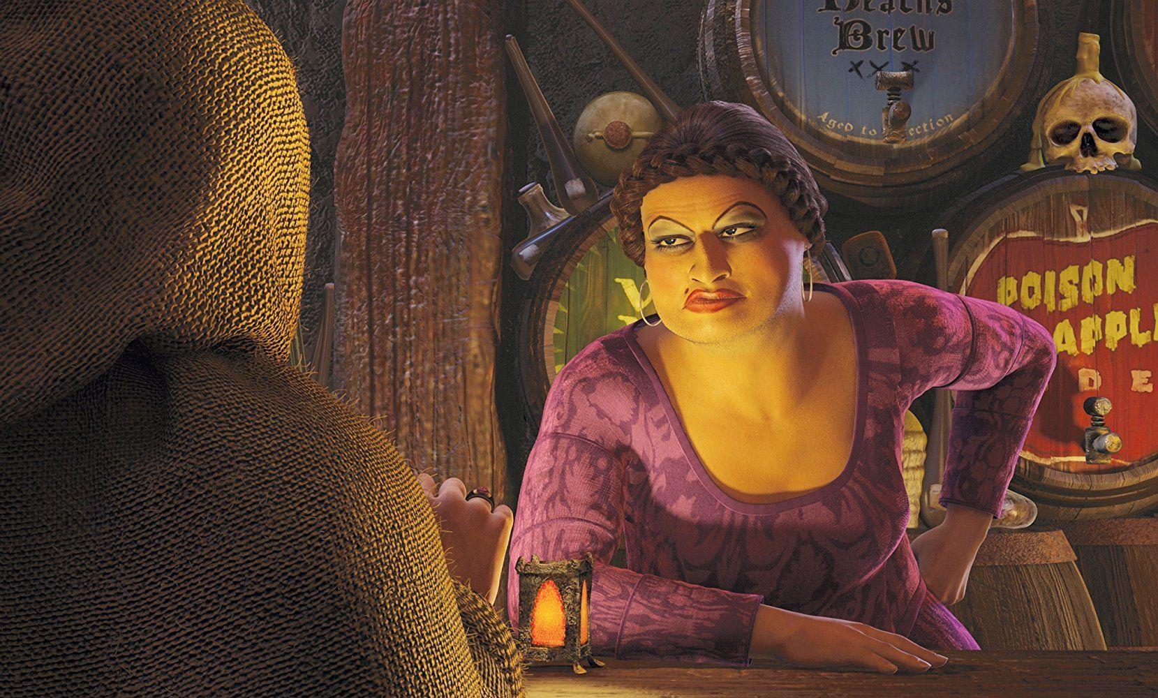 Pin On Shrek 2001 2004 2007 2010 2011