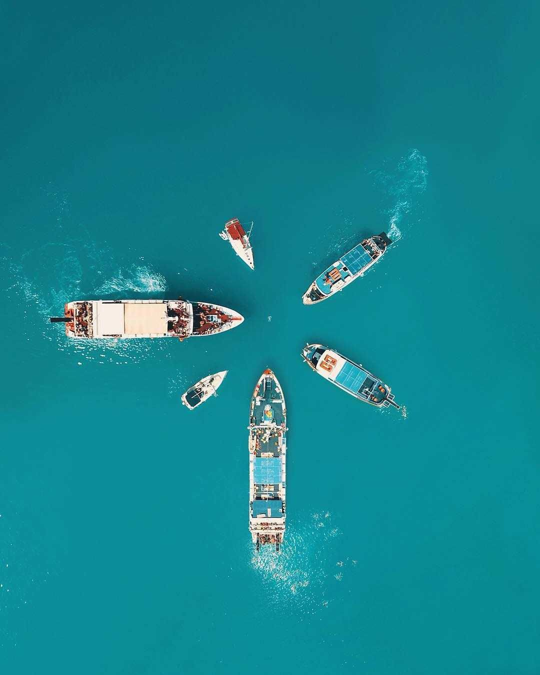 Stunning Aerial and Drone Photography by Costas Spathis #photography #aerial #travel #dronephotography #landscape | Drone photography, Aerial, Artsy photography