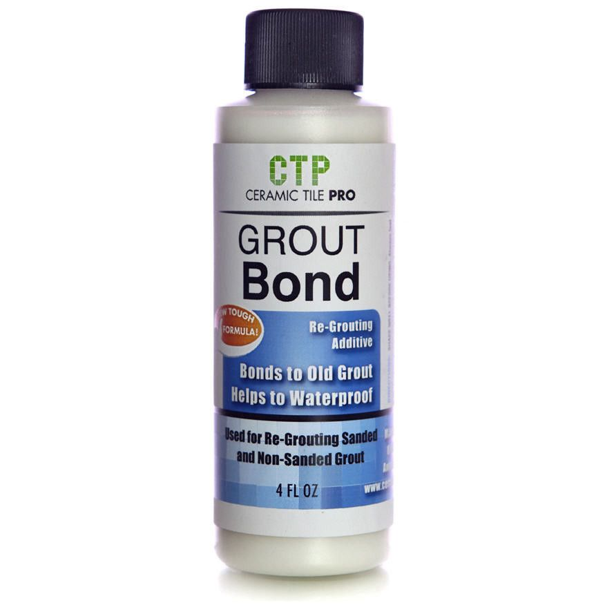 CeramicTilePro Grout Bond Re-Grouting Additive