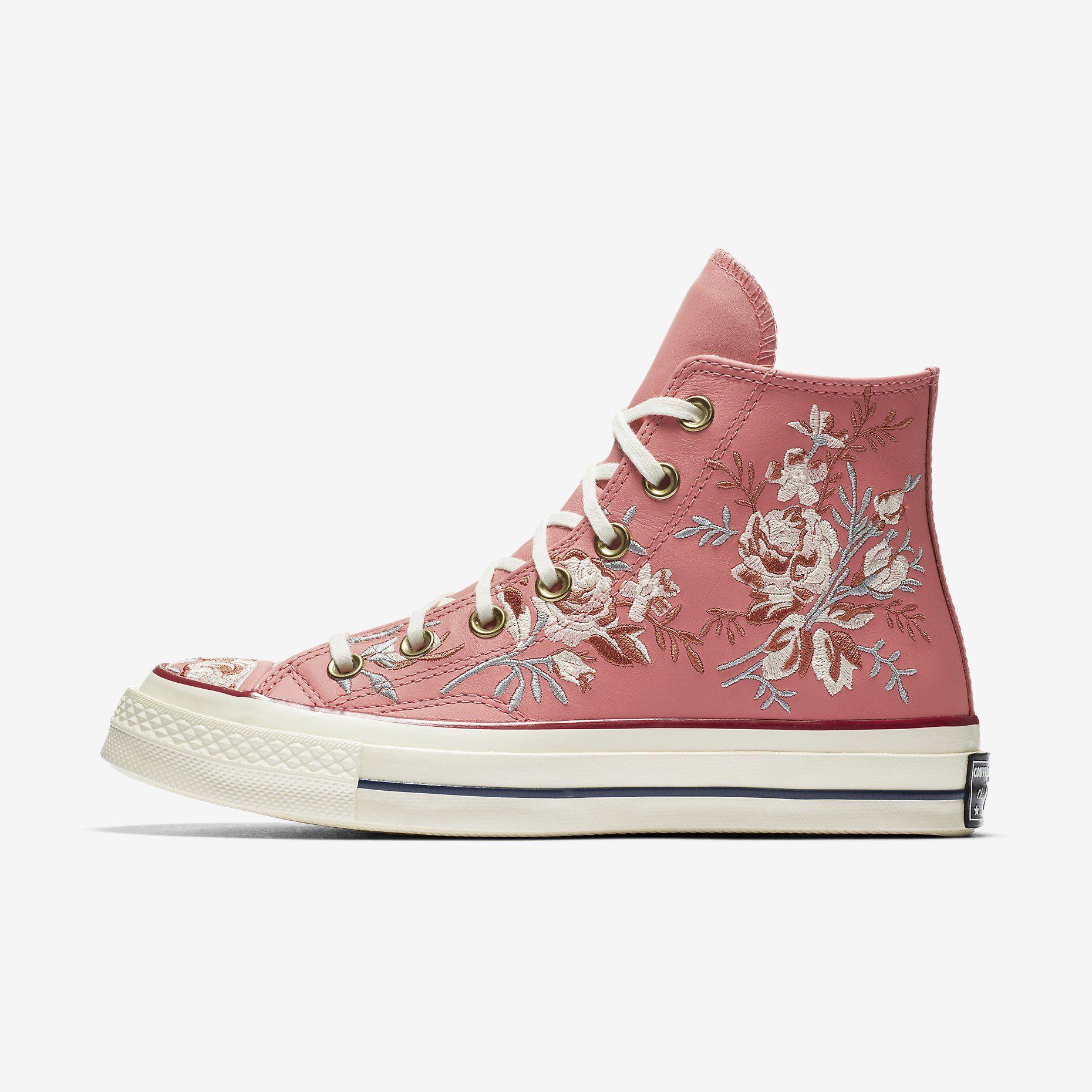 9302a7a13bde Converse Chuck 70 Parkway Floral High Top Women s Shoe. Nike.com ...