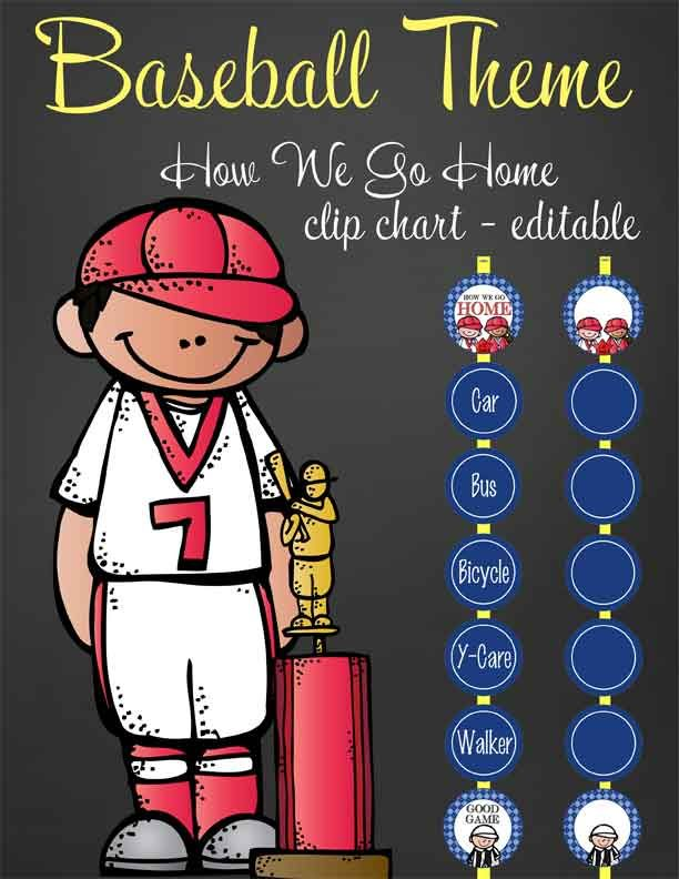 baseball clip chart going home ms word editable dibujos rh pinterest com home tab in ms word in hindi home tab in ms word in hindi