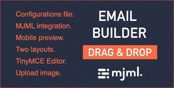 Angularjs Email Template Builder Dnd Codecanyon Collections