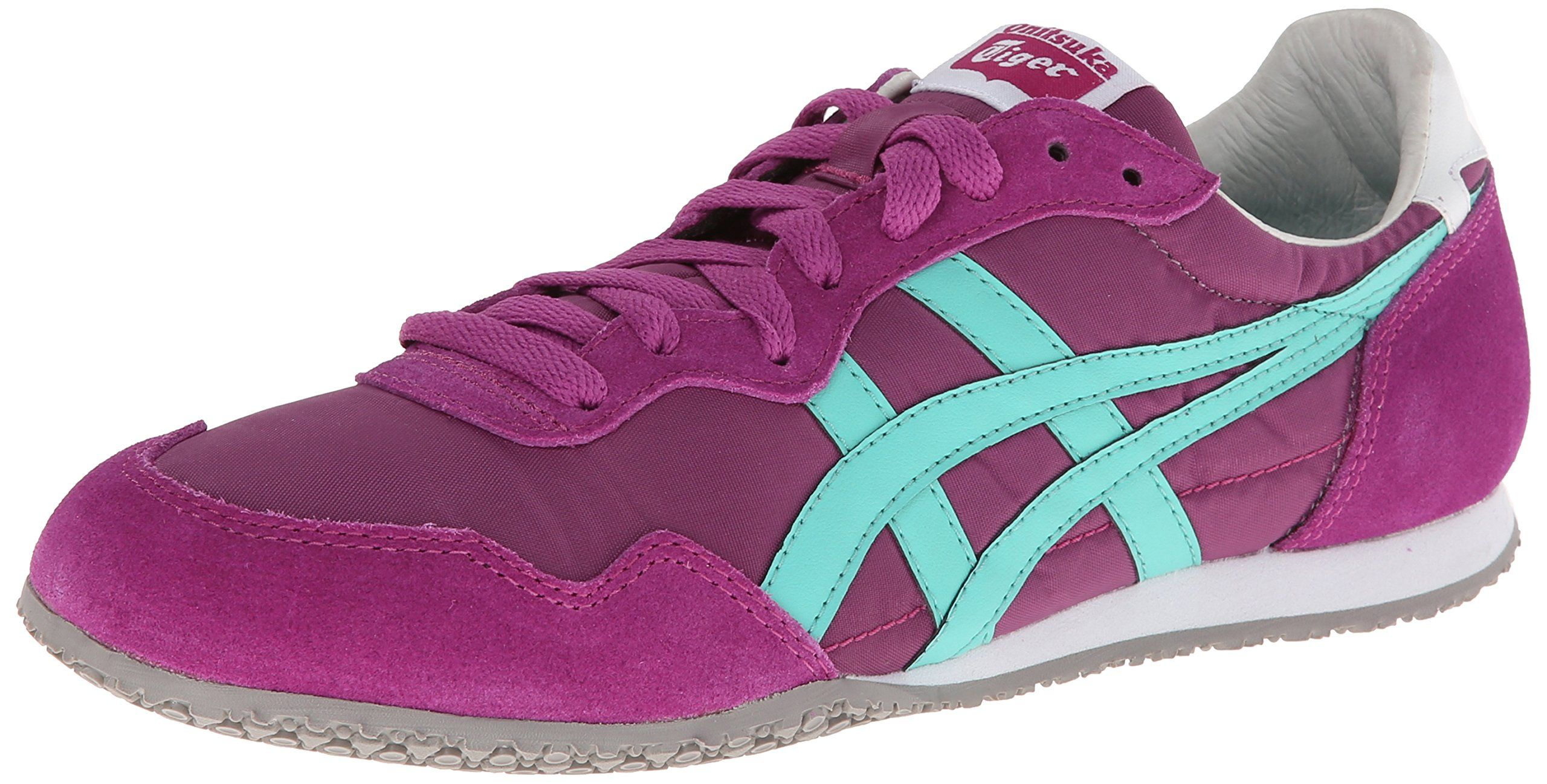 c4b7595943109 Amazon.com: Onitsuka Tiger Women's Serrano Sneaker $44 | Shoes ...