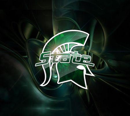 Michigan State Spartans Desktop Nexus Wallpapers Michigan State Spartans Logo Michigan State University Michigan State Basketball