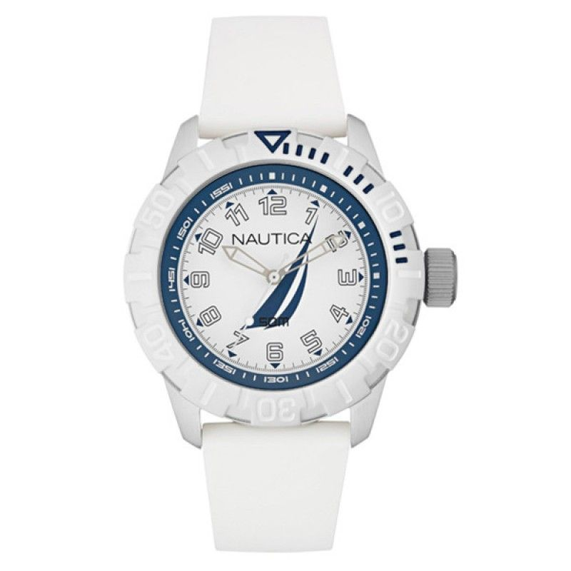 Reloj nautica nsr 100 j-class nai 08504g  a4839ec0b3a4