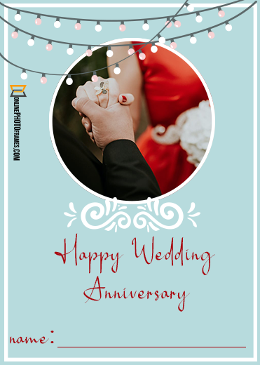 Create Anniversary Card With Photo Free Wedding Anniversary Photos Anniversary Photos Anniversary Cards
