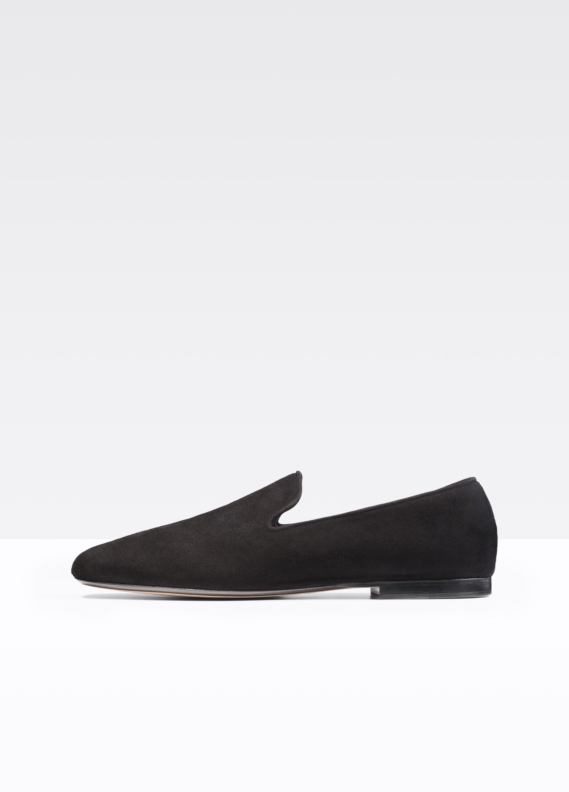 af41e40f959 VINCE Bray Suede Flat - Black.  vince  shoes  all