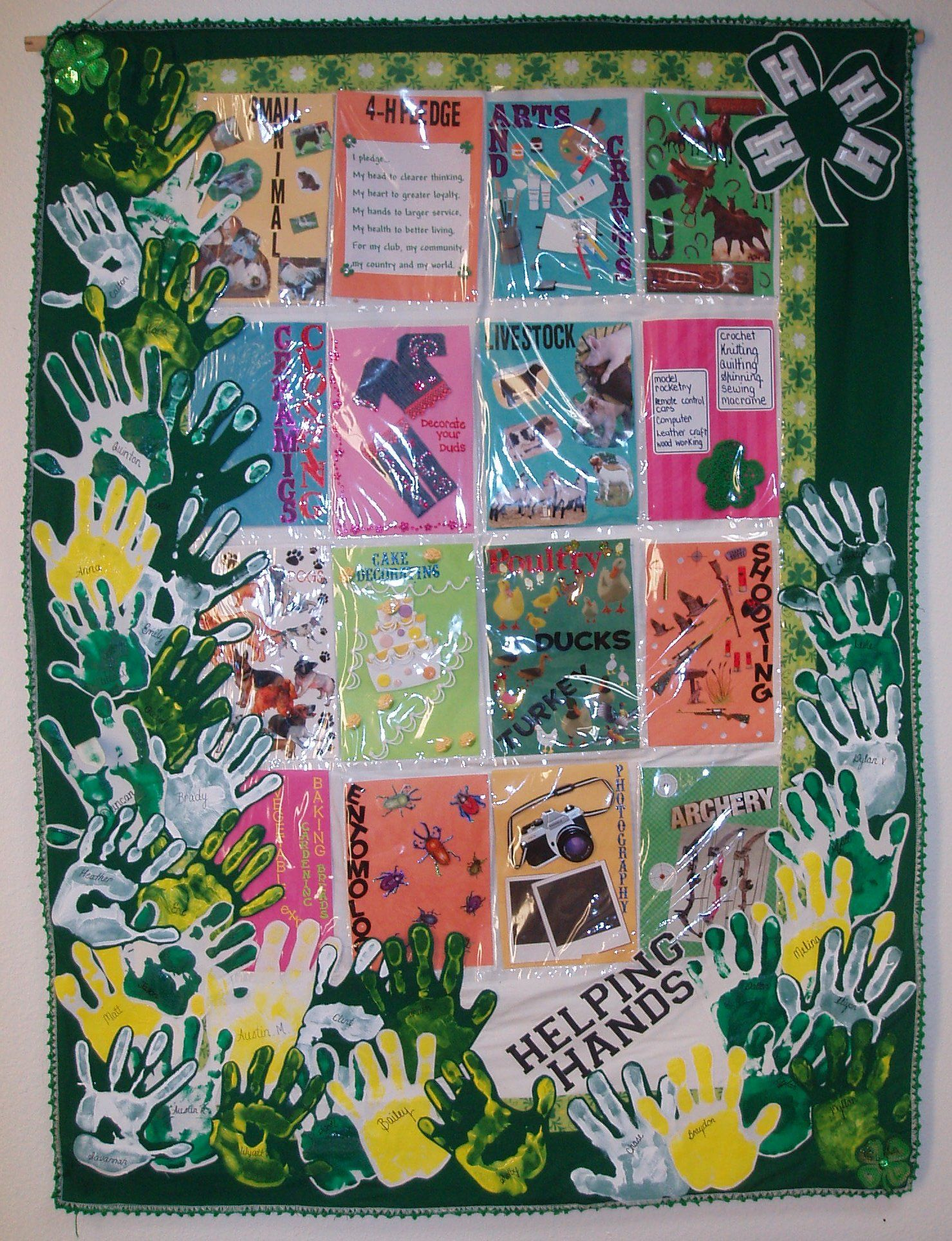 A Quilt Made By Our Awesome 4 Hers Adamscountyfair 4h