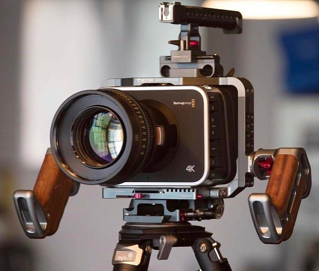 Awesome Bmcc 4k Tilta Rig Setup Here Featuring A Canon 85mm Cn E Prime Mpbcom Dm Us For A Paid Featur Instagram Posts Photography And Videography Instagram