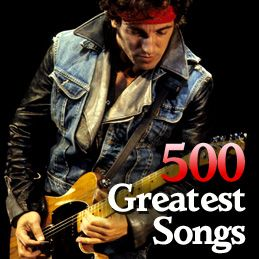 500 Greatest Songs (Rolling Stone)