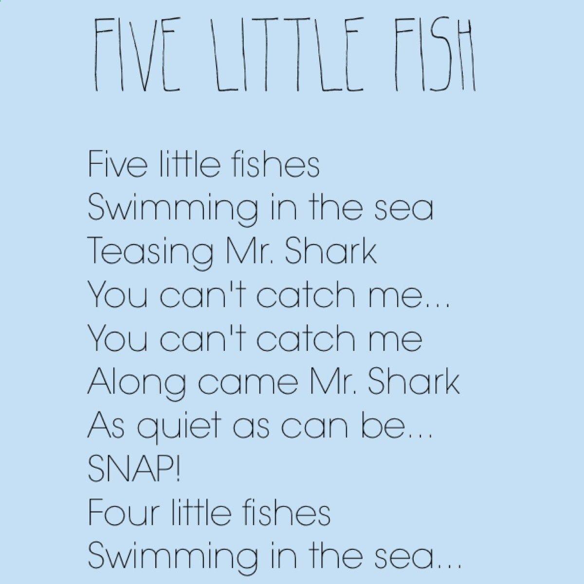 Fishy Songs