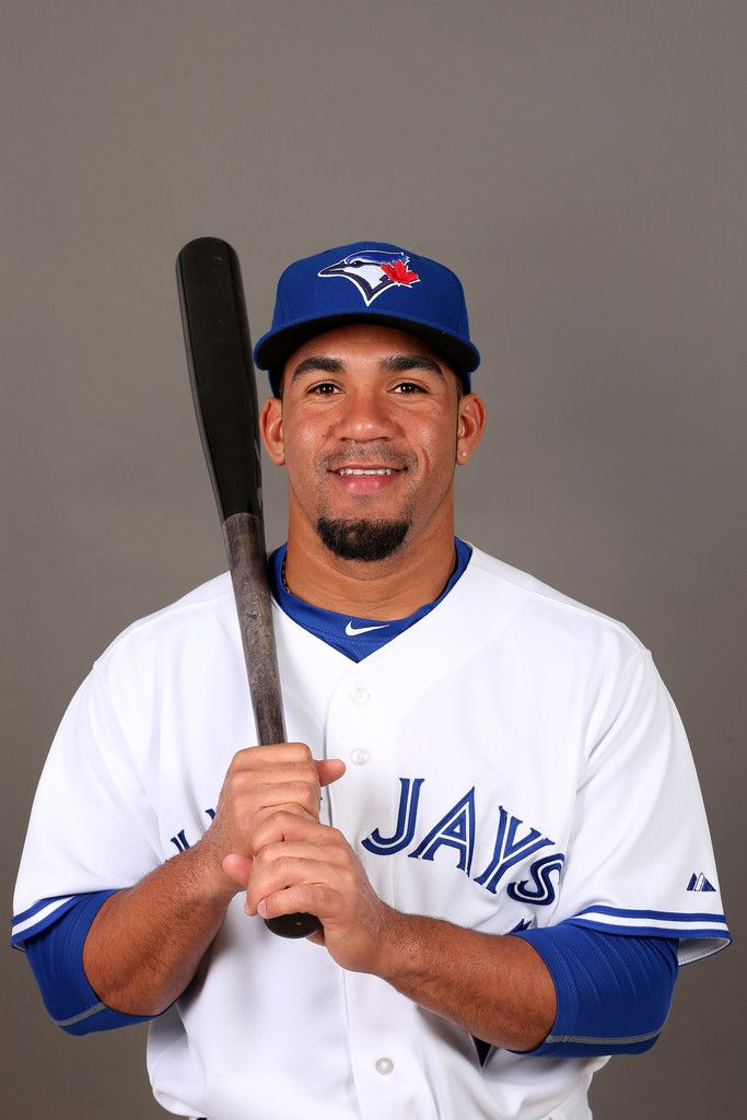 Devon Travis Photos: Toronto Blue Jays Photo Day