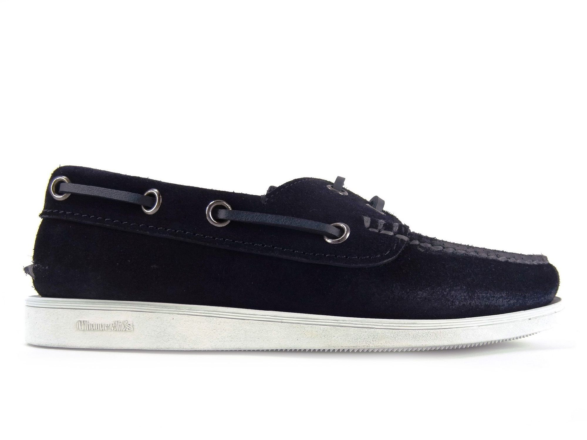 Nubuck En P Bateau Marske Marine Collection Chaussures Church's 18UOw