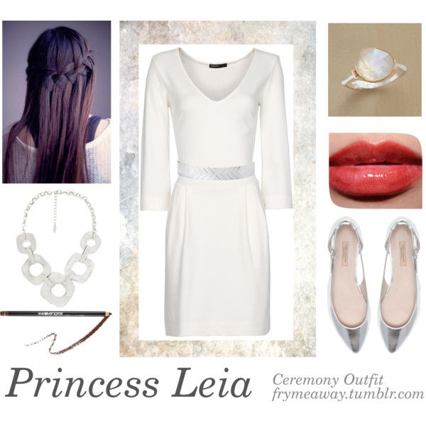Princess Leia Inspired Outfit