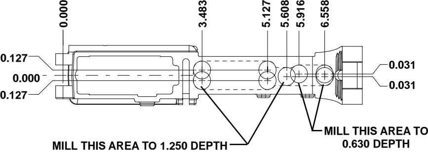 Pin on AR-15 machining