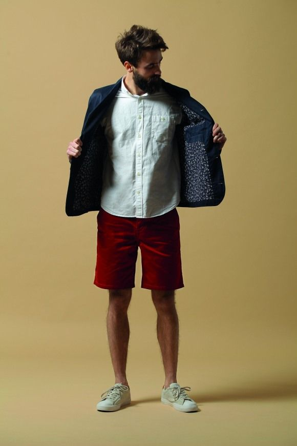 Summertime ! // taken from Norse Projects Lookbook SS 2012