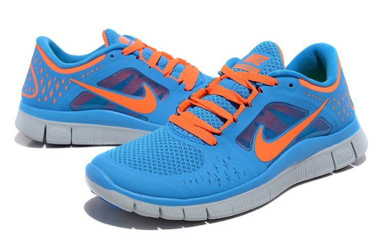 3da87e5c37a83 Dark Blue Nike Free Run 3 Mens Electric Green 510642 404