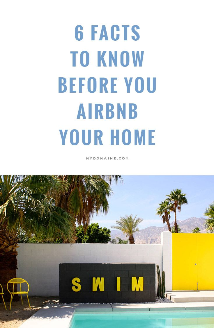 Thinking Of Airbnb Ing Your Home Read This First