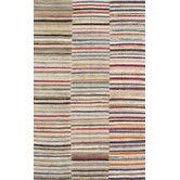 Found it at Wayfair - Apadana Kilim Ivory Striped Rug