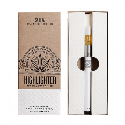 Bloom Farms Highlighter Vape Pen&Cartridge