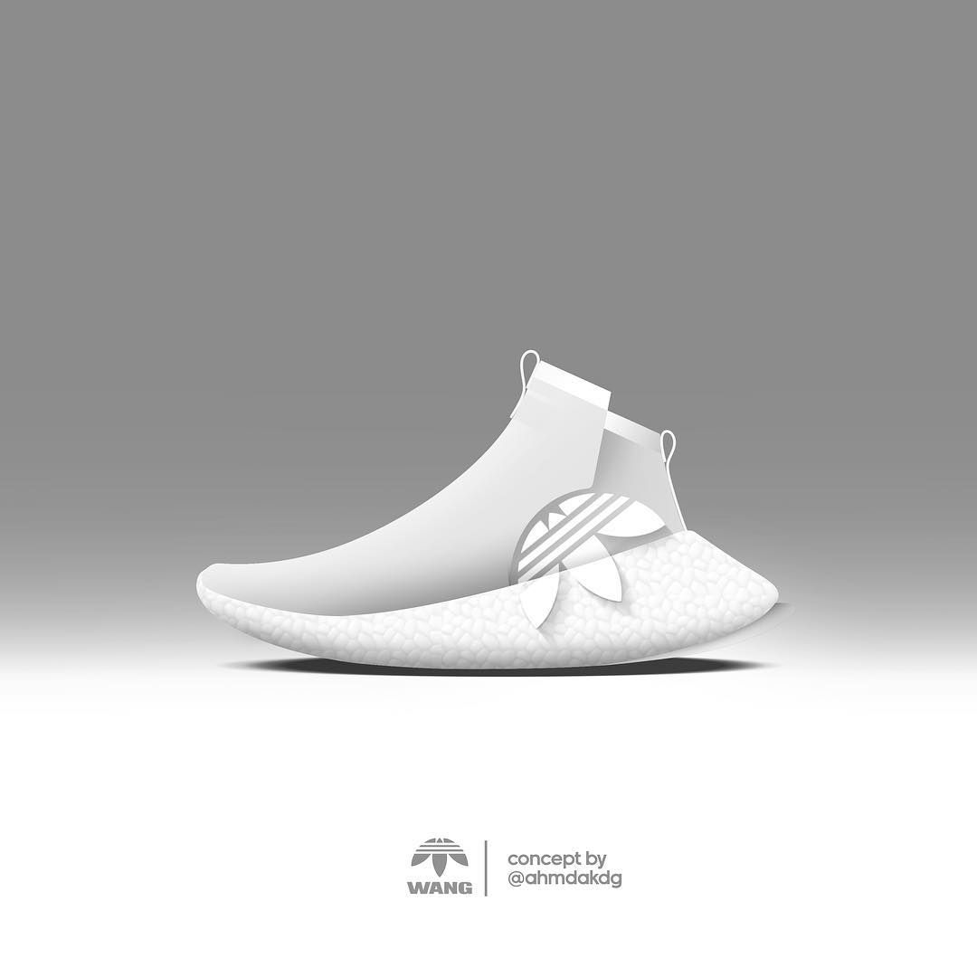 low priced 65952 8d10c Antoine Beynel – ADIDAS NMD Omega   shoes ♥   Sneakers fashion, Adidas  shoes, Shoes