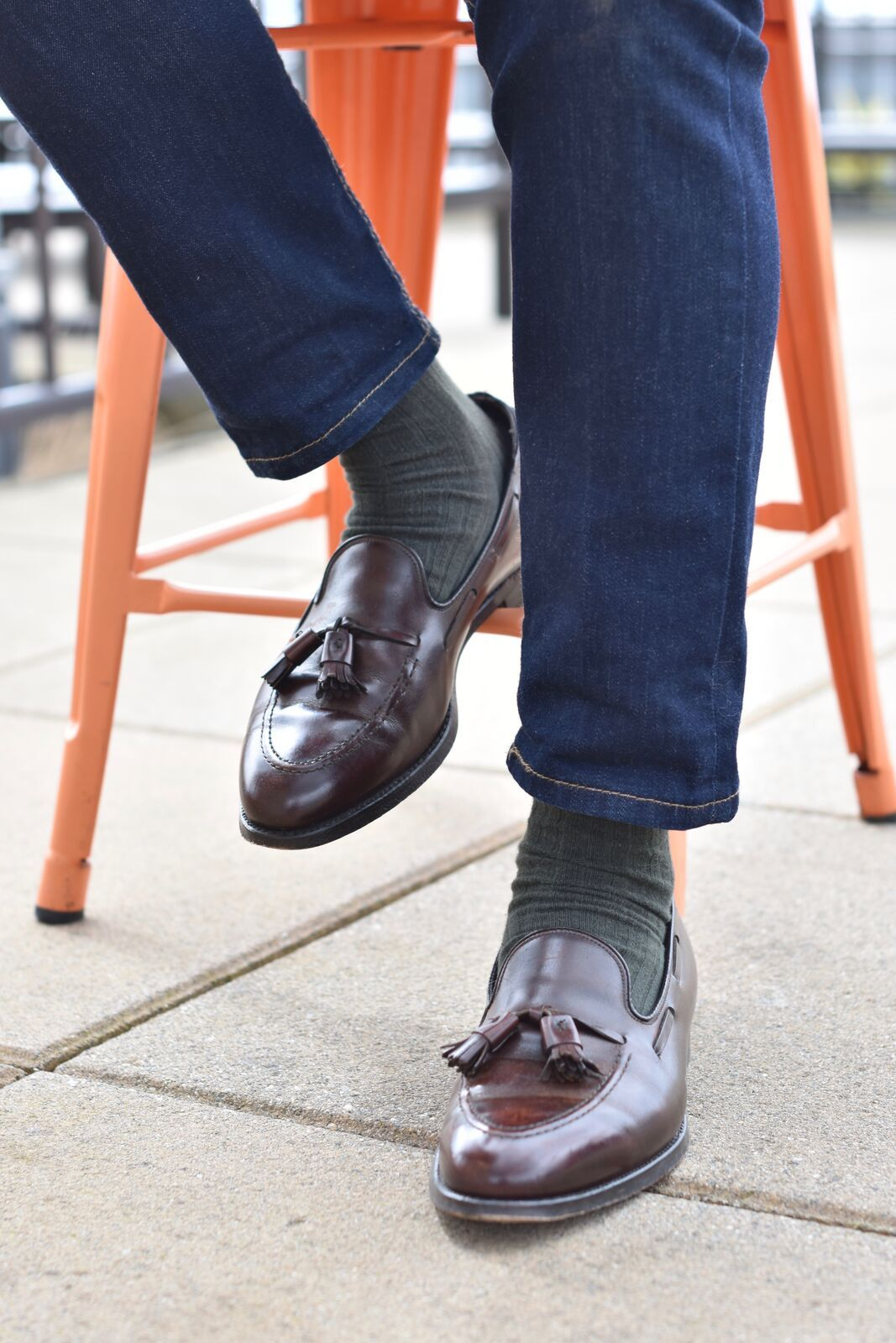Alden Tassels Loafers all day everyday