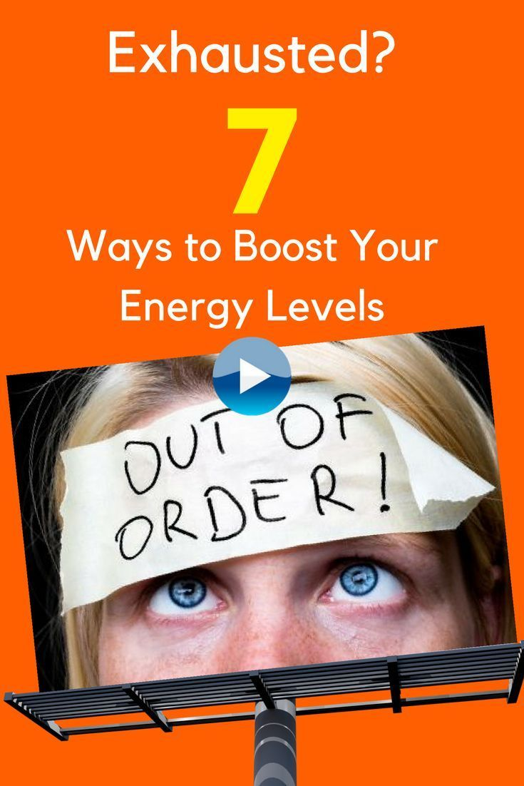 picture 7 Ways to Boost Your Energy and Get More Done
