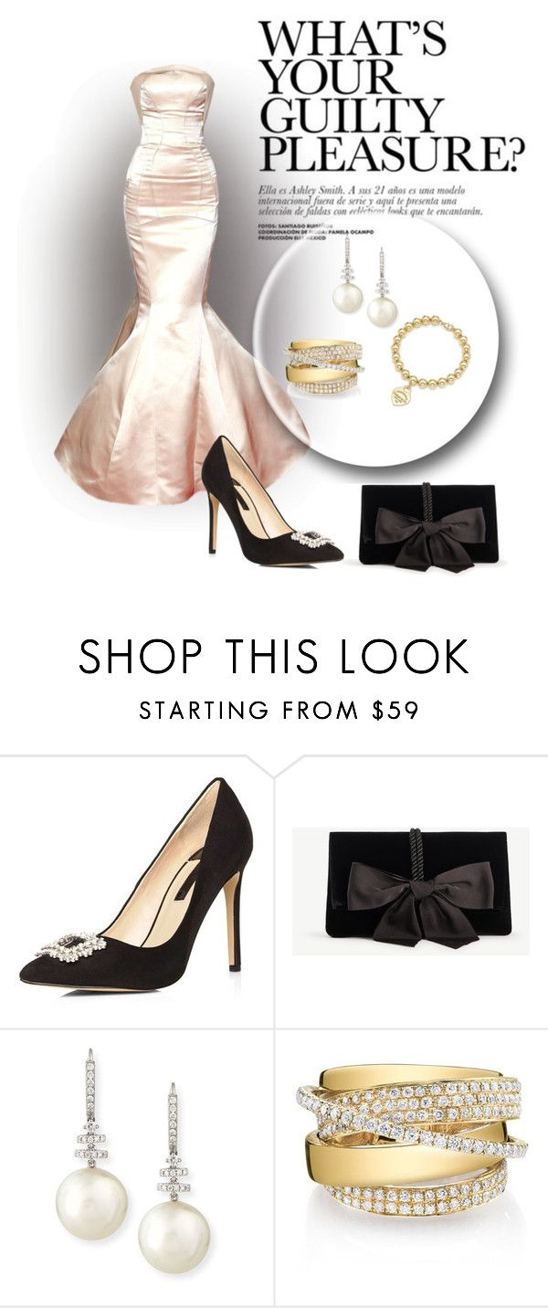 """Untitled #2175"" by swc0509 ❤ liked on Polyvore featuring Dorothy Perkins, Ann Taylor, Belpearl, Shay and Tiffany & Co."