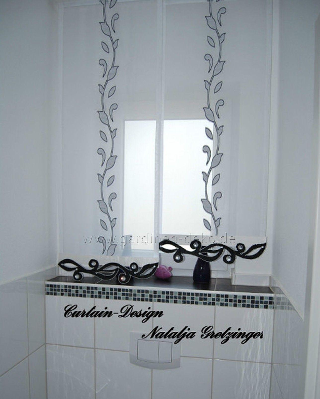 Bad Gardinen lichtdurchlässige stufen gardine fürs bad http gardinen deko