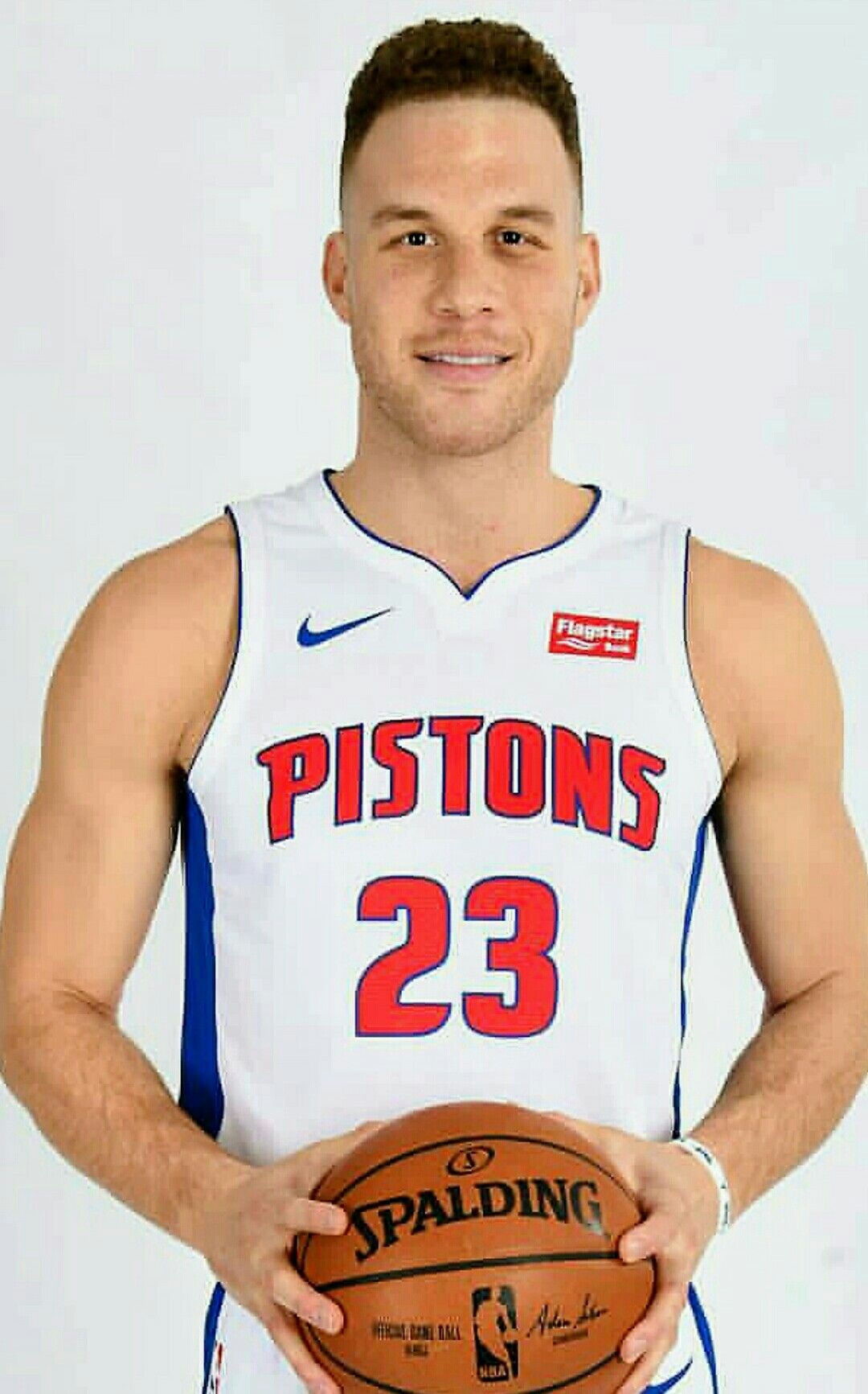 03bb967be BLAKE GRIFFIN now with the Detroit Pistons.