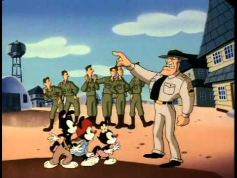 Animaniacs  S01E170 Boot Camping