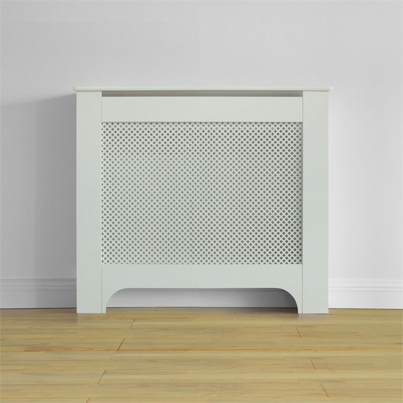 Richmond 100cm White Radiator Cabinet Cover In 2020 Cabinet