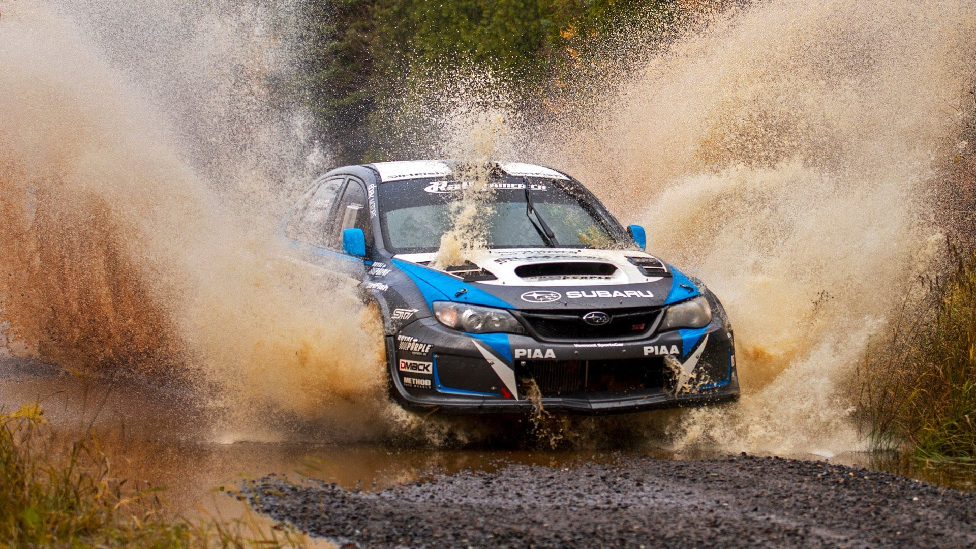 Subaru Rally Team Wallpapers Collection 14 Wallpapers