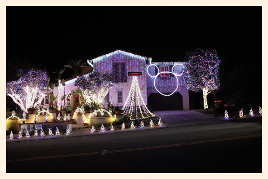 Sandy Toes and Popsicles: Best Christmas Light Displays in the OC: Nellie Gail Road in Laguna Hills