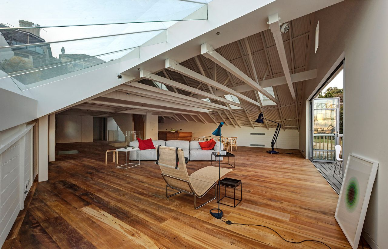 Lavender Bay Boatshed / Stephen Collier Architects | CJWHO ™ | Modern house design, Architecture design, Interior design news