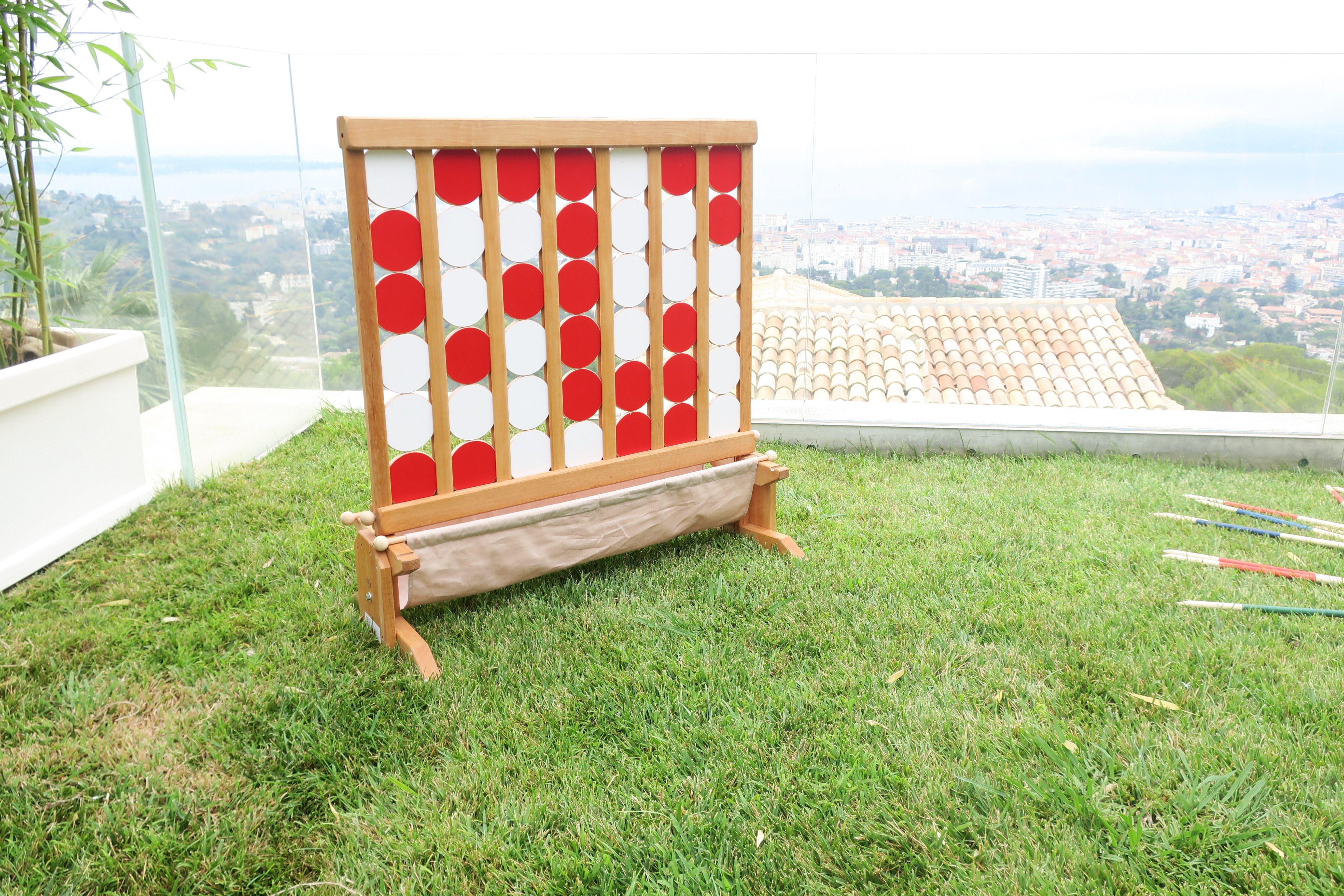 Table Basse Lego Geant puissance 4 géant jeux en bois   jeux en bois, jeux ludique