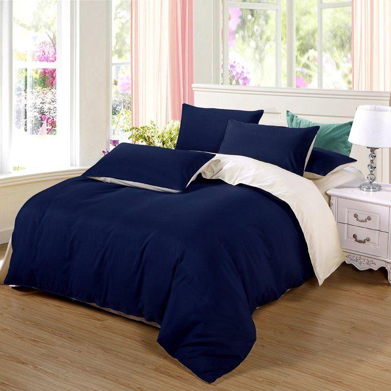 Feminatzi King Duvet Cover Sets Bedding Sets Side Bed