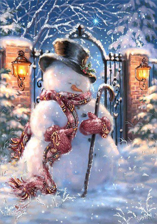 ...Let it snow, let it snow, let it snow....