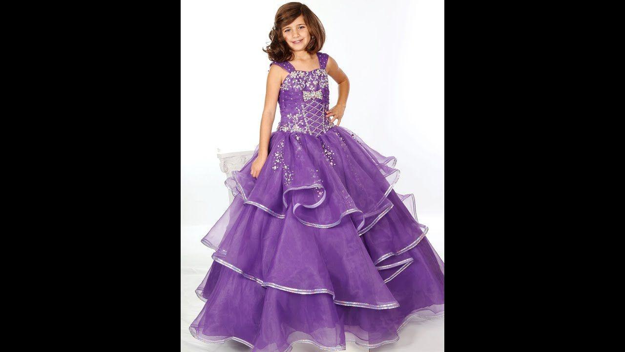 Vestidos de fiesta de lila al morado para admirar | Vestidos de ...