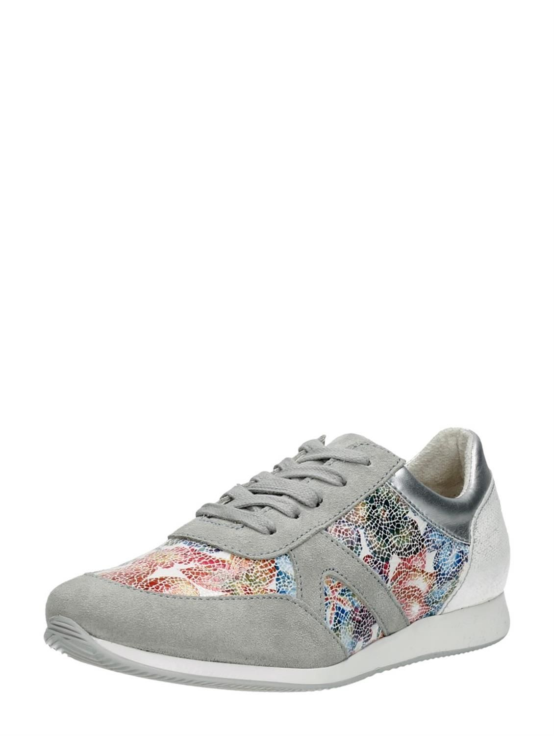 finest selection 5c266 bb816 Hippe damessneaker van Tamaris met bloemenprint flowerpower