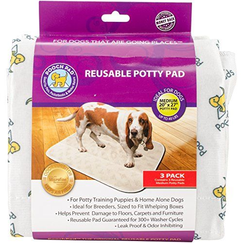 Absorbent Potty Pad 20x27medium White Poochpad Absorbent Potty Pad