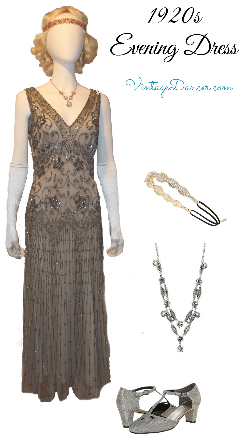 1920'S Formal Gowns