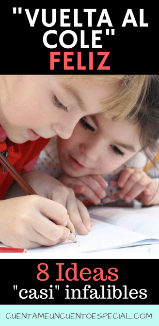 Vuelta al Cole Feliz: Ideas para Combatir la Depresión Postvacacional en Niños