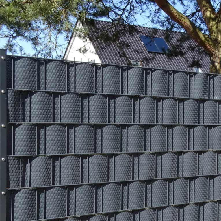Sichtschutzwande Kunststoff Sichtschutzwand Kunststoff Sichtschutzwande Doppelstabmattenzaun