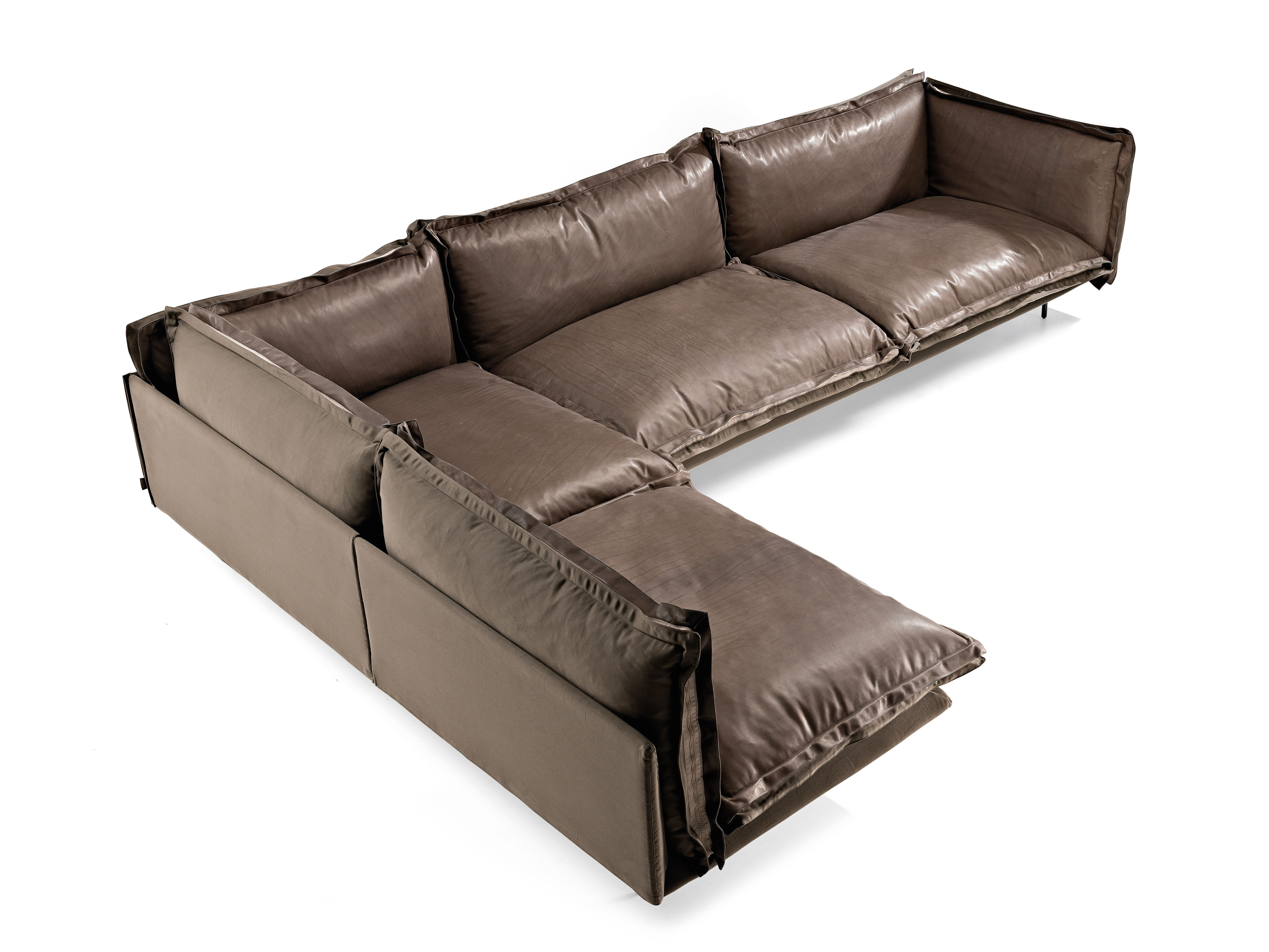 AUTO-REVERSE Sectional sofa Auto-Reverse Collection by Arketipo design Giuseppe Viganò  sc 1 st  Pinterest : reverse sectional sofa - Sectionals, Sofas & Couches